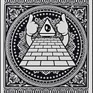 Pyramid of Doom by waxmonger