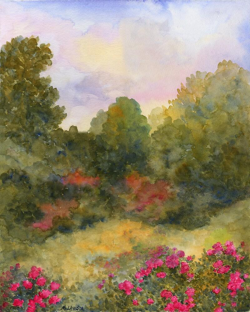 GLENLIEGH GARDENS by Mary  Lawson