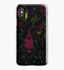 Moonside Map iPhone Case/Skin