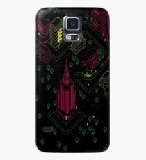 Moonside Map Case/Skin for Samsung Galaxy