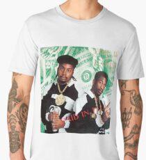 Eric B and Rakim - Paid in Full Men's Premium T-Shirt