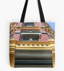"""Historic Building"" Tote Bag"
