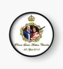 Prince Louis Arthur Charles Horloge