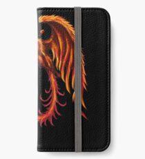 Rising phoenix iPhone Wallet/Case/Skin
