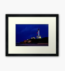 """Beacon of Hope"" Framed Print"