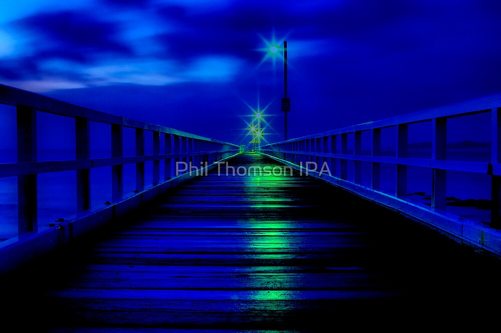 """""""Walk in The Light"""" by Phil Thomson IPA"""