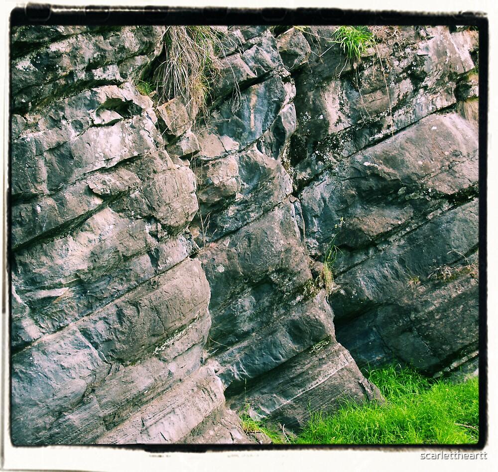 we three rock faces... by scarlettheartt