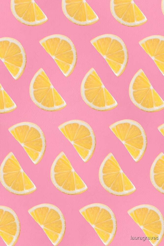 lemon slice by lauragraves