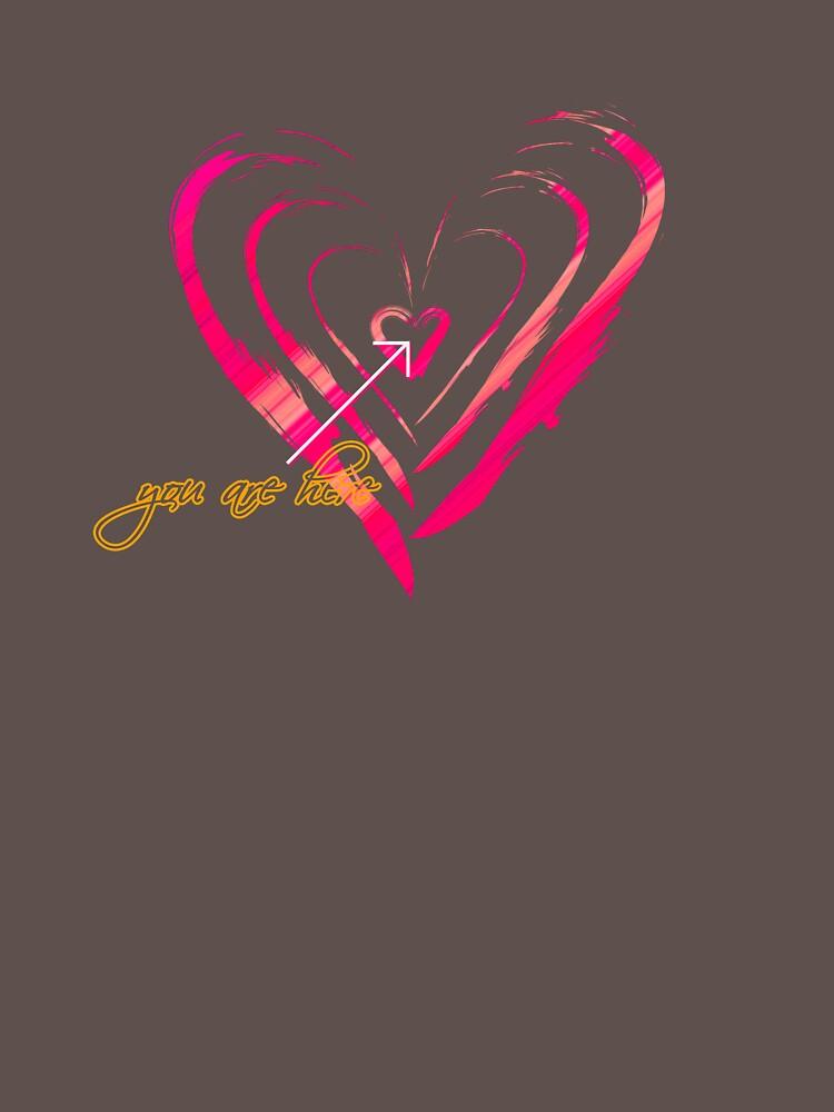 In my heart by Trupti