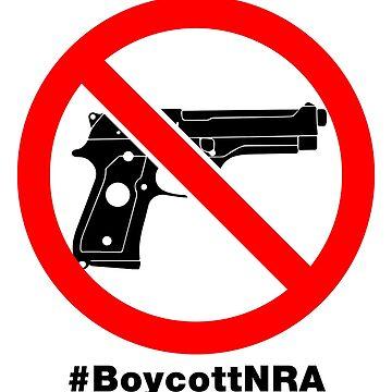 Boycott the NRA by ViktorCraft