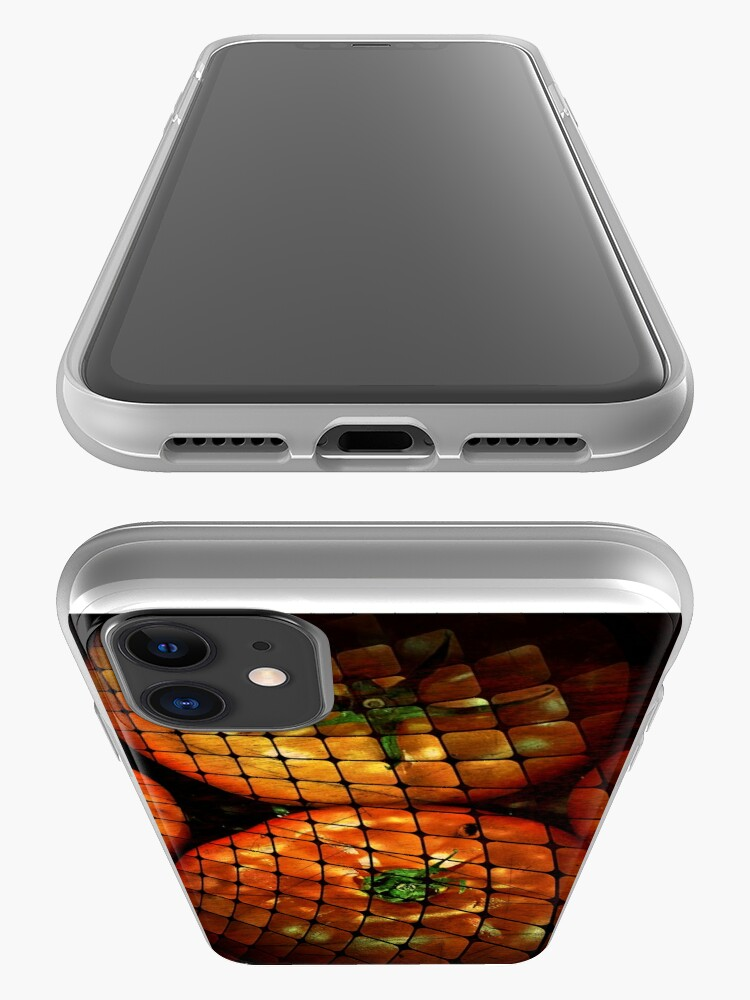 Alternate view of Tomatoes - That's A Wrap! iPhone Case & Cover