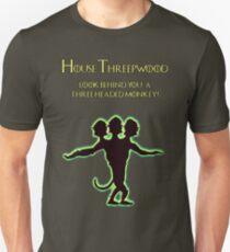 Monkey Island - House Threepwood Unisex T-Shirt