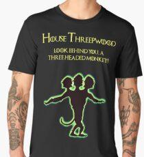 Monkey Island - House Threepwood Men's Premium T-Shirt