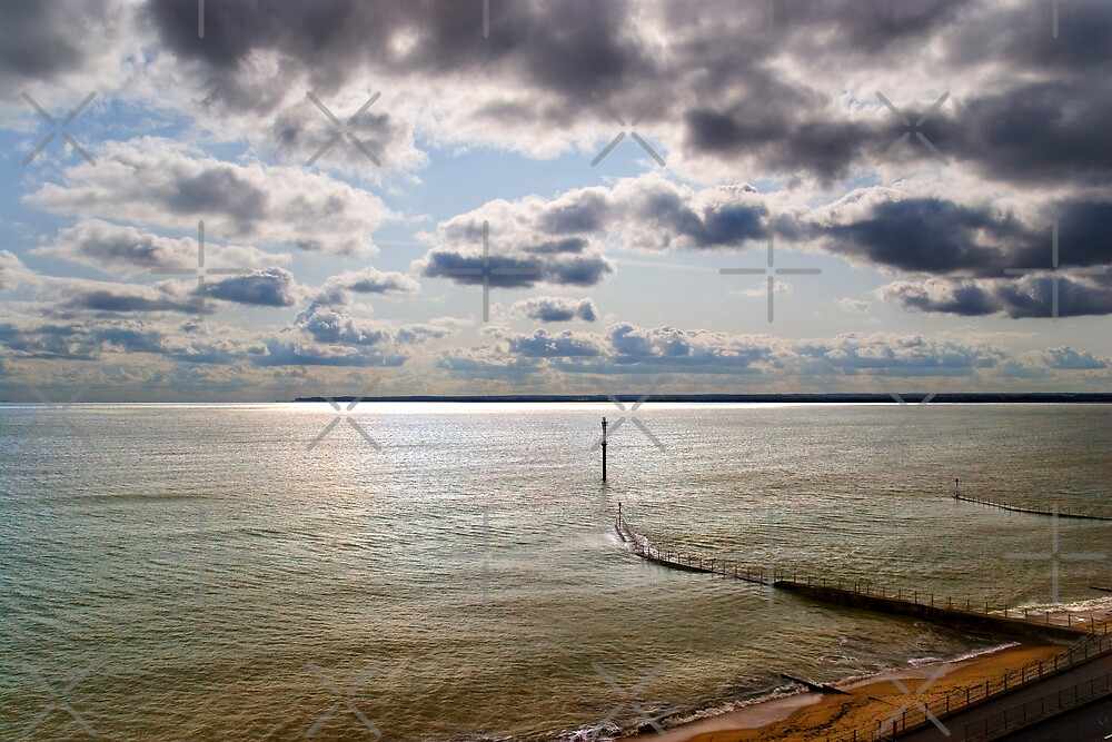 Looking Out to Sea by Geoff Carpenter