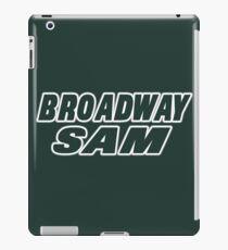 Broadway Sam! iPad Case/Skin