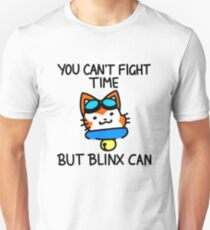 But Blinx Can (Blinx The Time Sweeper) Unisex T-Shirt