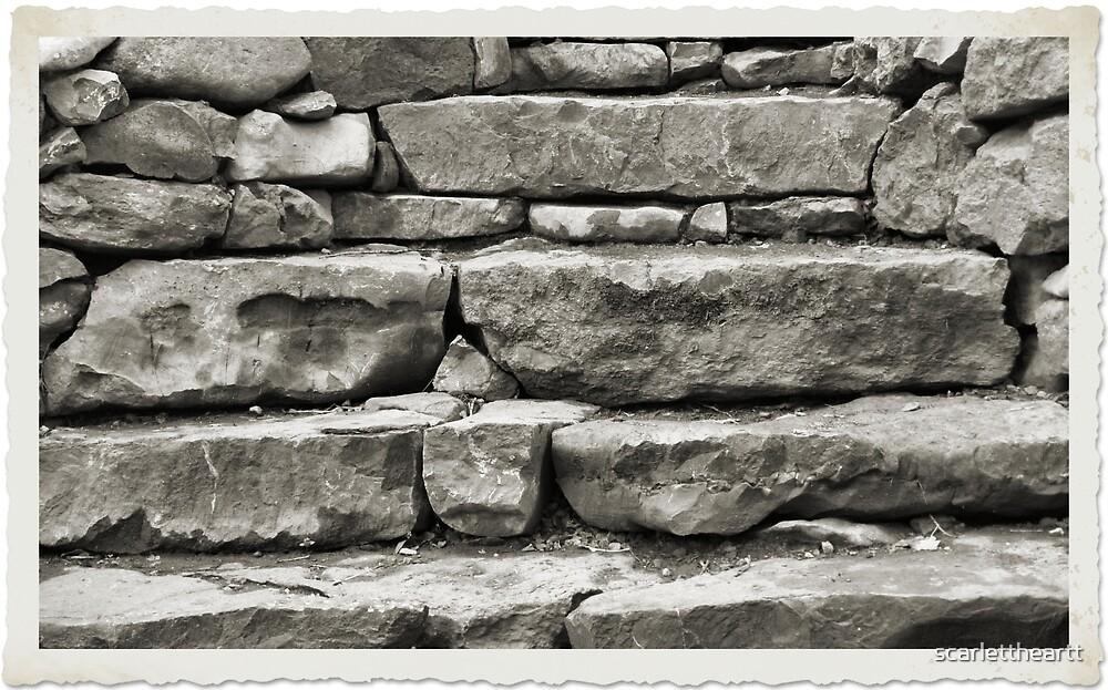 rocky climb by scarlettheartt
