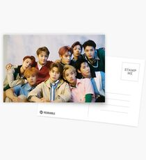 NCT 127 TOUCH Postcards