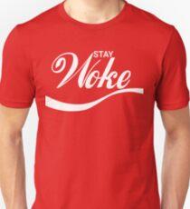 Stay Woke Slim Fit T-Shirt