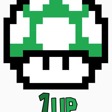 1 UP by Ryadasu