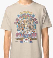 USA Basketball Dream Team 1992 caricature Classic T-Shirt