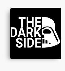 The Dark Side Canvas Print