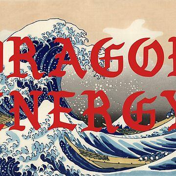 DRAGON ENERGY / YE by Barbzzm
