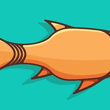 fish by zaxart