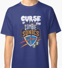 The Curse of Zombie Sonics!! Classic T-Shirt