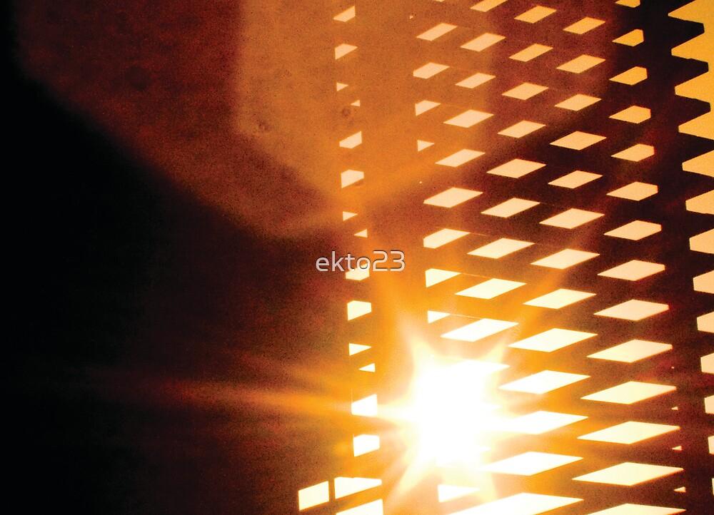 Geo Sun Diamond by ekto23