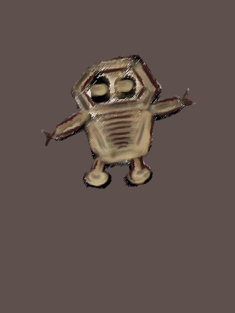 robot by alexv