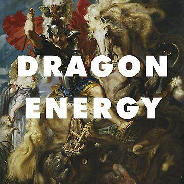 DRAGON ENERGY // RUBENS by Barbzzm