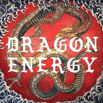 DRAGON ENERGY  by Barbzzm