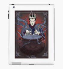 King of Hybern - Tarot card iPad Case/Skin