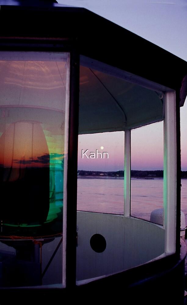 Portsmouth Light by Kahn