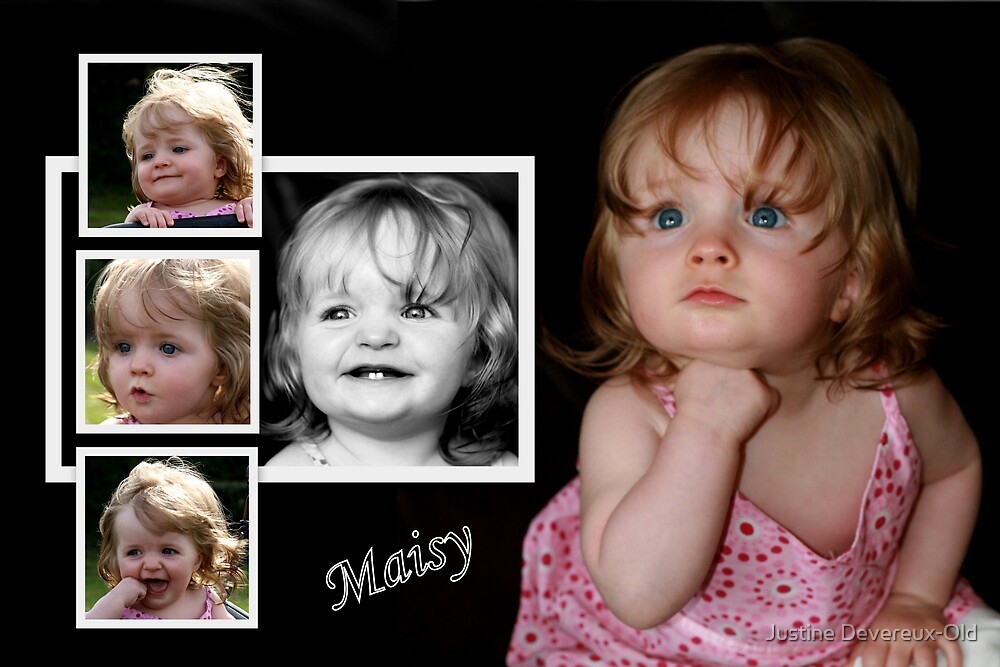 Maisy-Moo! by Justine Devereux-Old
