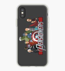 The Pensioners Assemble! iPhone Case