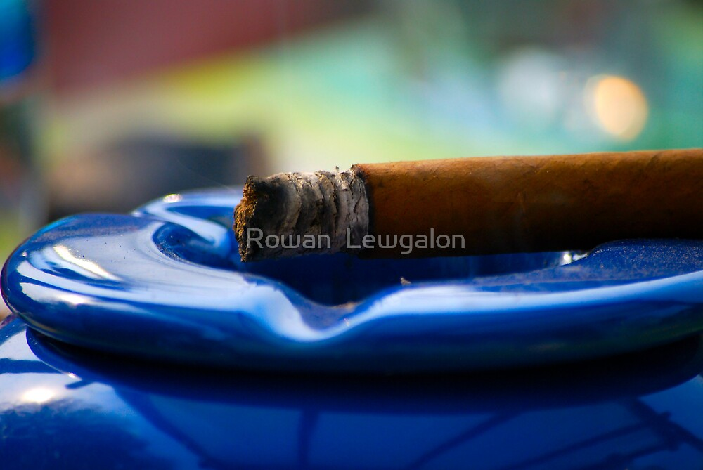 Cigar by Rowan  Lewgalon