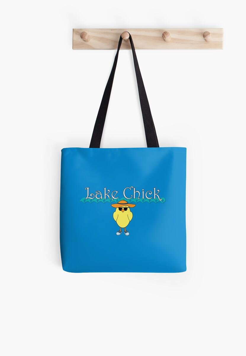 Lake Chick by PegOHagan