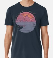 The Mountains Are Calling Men's Premium T-Shirt