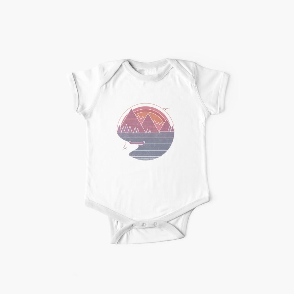 Die Berge rufen an Baby Body