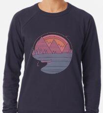 Die Berge rufen an Leichter Pullover