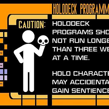 Holodeck Safety by lonebannana