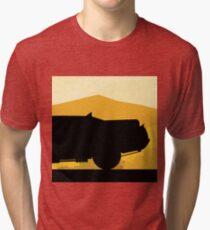 The Mad Interceptor  Tri-blend T-Shirt