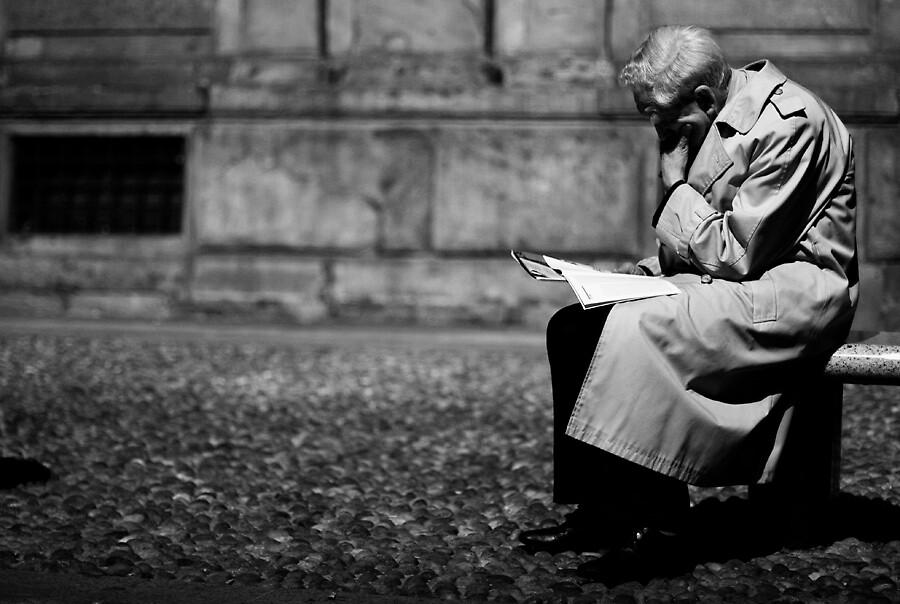 Il lettore by tatowski