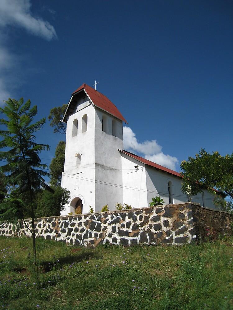 church near moshi by mzungu