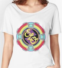 E.L.O. SPACESHIP Women's Relaxed Fit T-Shirt