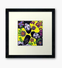 DE LA SOUL - 3 Feet High and Rising Framed Print