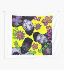 DE LA SOUL - 3 Feet High and Rising Wall Tapestry