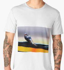 Baby swallow 1 Men's Premium T-Shirt